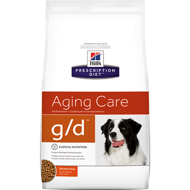 Hill's Canine g/d (8.5 lb. Dry)