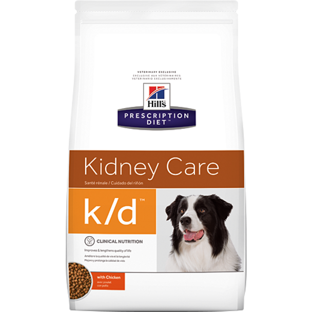 Hill's Canine k/d (8.5 lb. Dry)