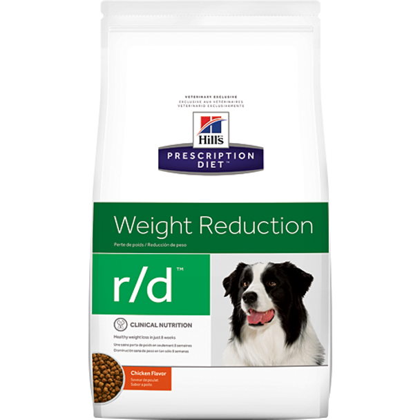 Hill's Canine r/d Chicken Flavor (17.6 lb. Dry)