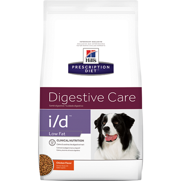 Hill's Canine i/d Low Fat Chicken Flavor (17.6 lb.)
