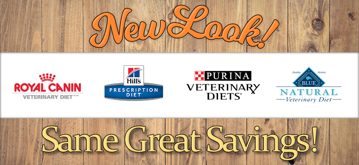 RxPetfood New Look