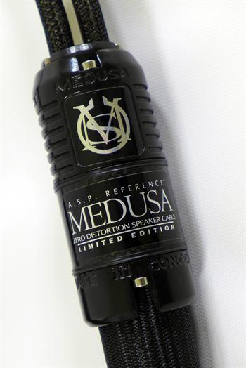 Stage III  Medusa Statement Level Speaker Cables.  2 Meter Pair