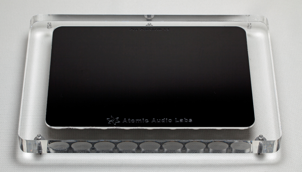 Atomic Audio Labs Sonic 13 Platform at True Audiophile
