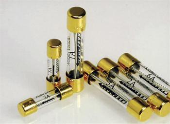 Isoclean Audio Grade Fuse 24K GOLD. Now at True Audiophile.