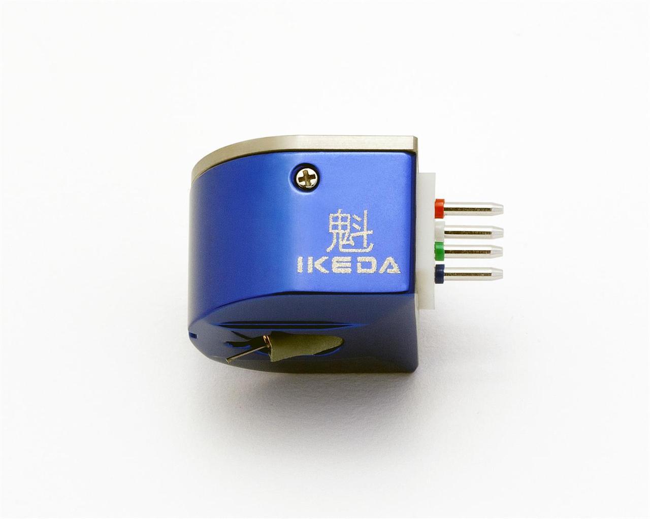 Ikeda Kai. MC phono cartridge. Handmade in Japan. Now at True Audiophile.