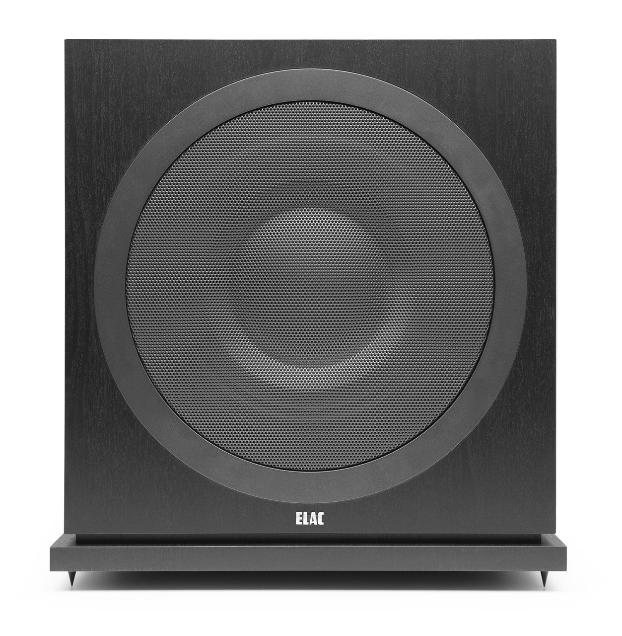"ELAC 1000 Watt, 12"" power subwoofer. True Audiophile Store."