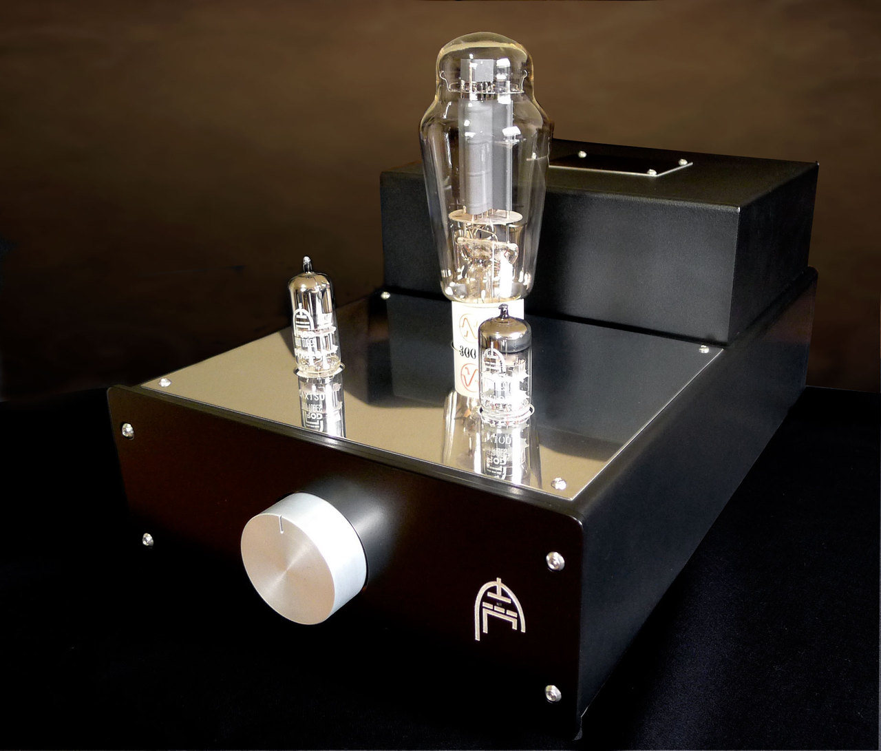 Audion Golden Night 300B Self Cancelling Single Ended Hard Wired Mono Blocks. Now at True Audiophile. Exclusive U.S. Importer for Audion tube equipment.