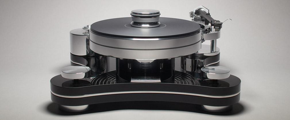 TransRotor Zet 3.1 at True Audiophile