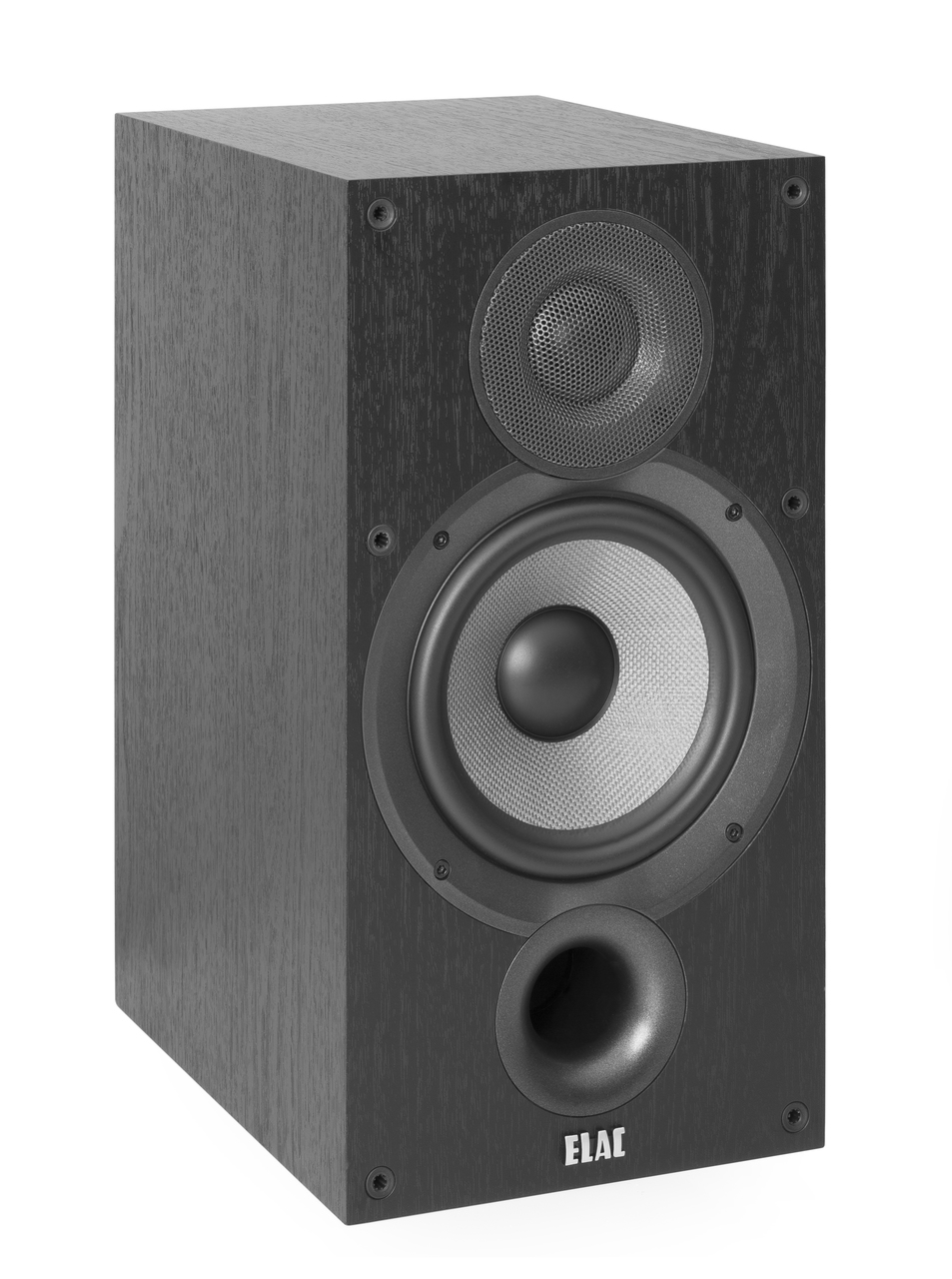 ELAC B62 NEW 2-way, bookshelf speakers. At True Audiophile.