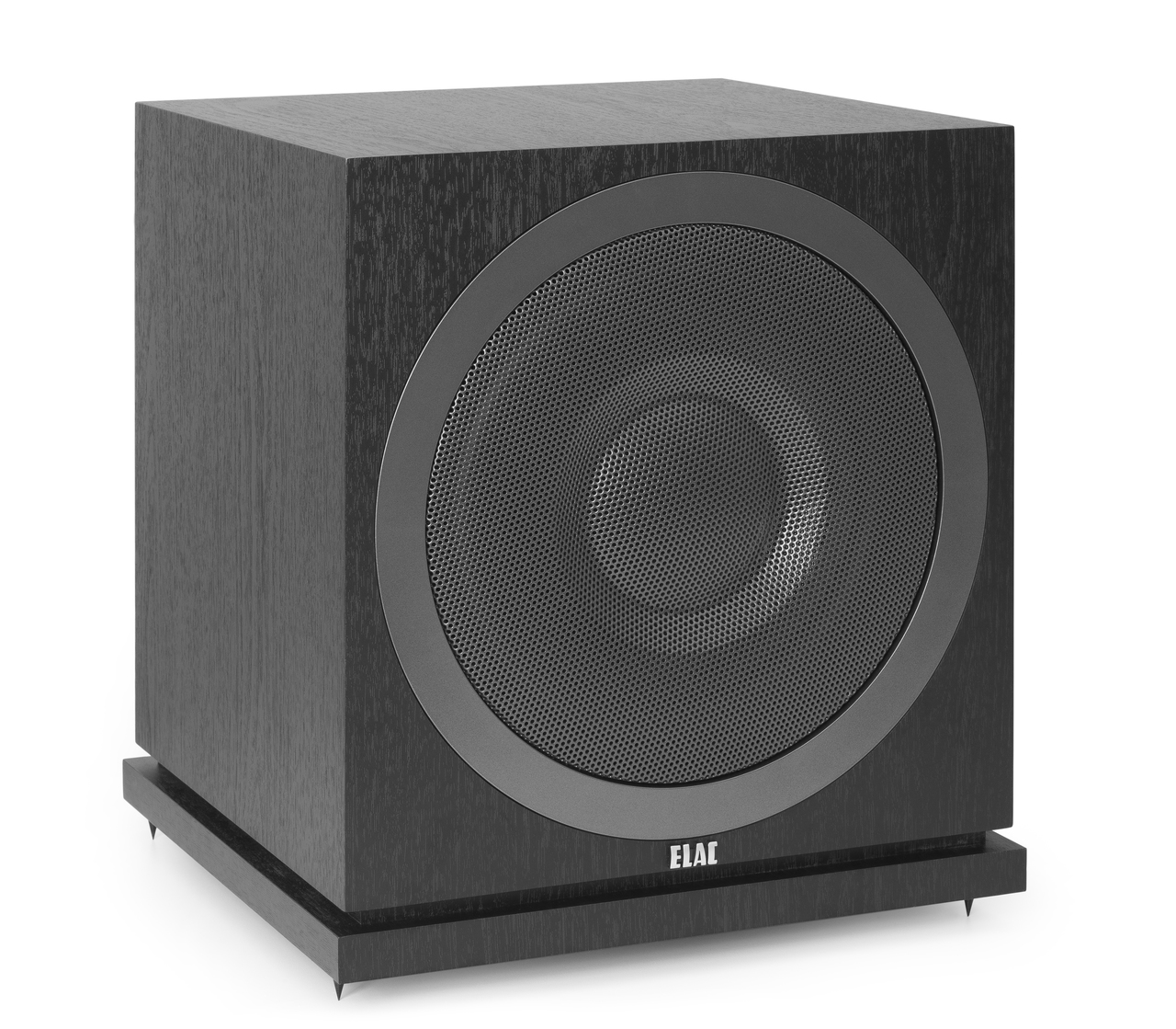 "ELAC 3010 10"" NEW Powered Subwoofer.  At True Audiophile."