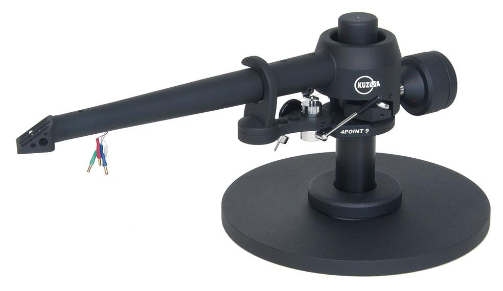 Kuzma 4Point9 Tone Arm at True Audiophile.com