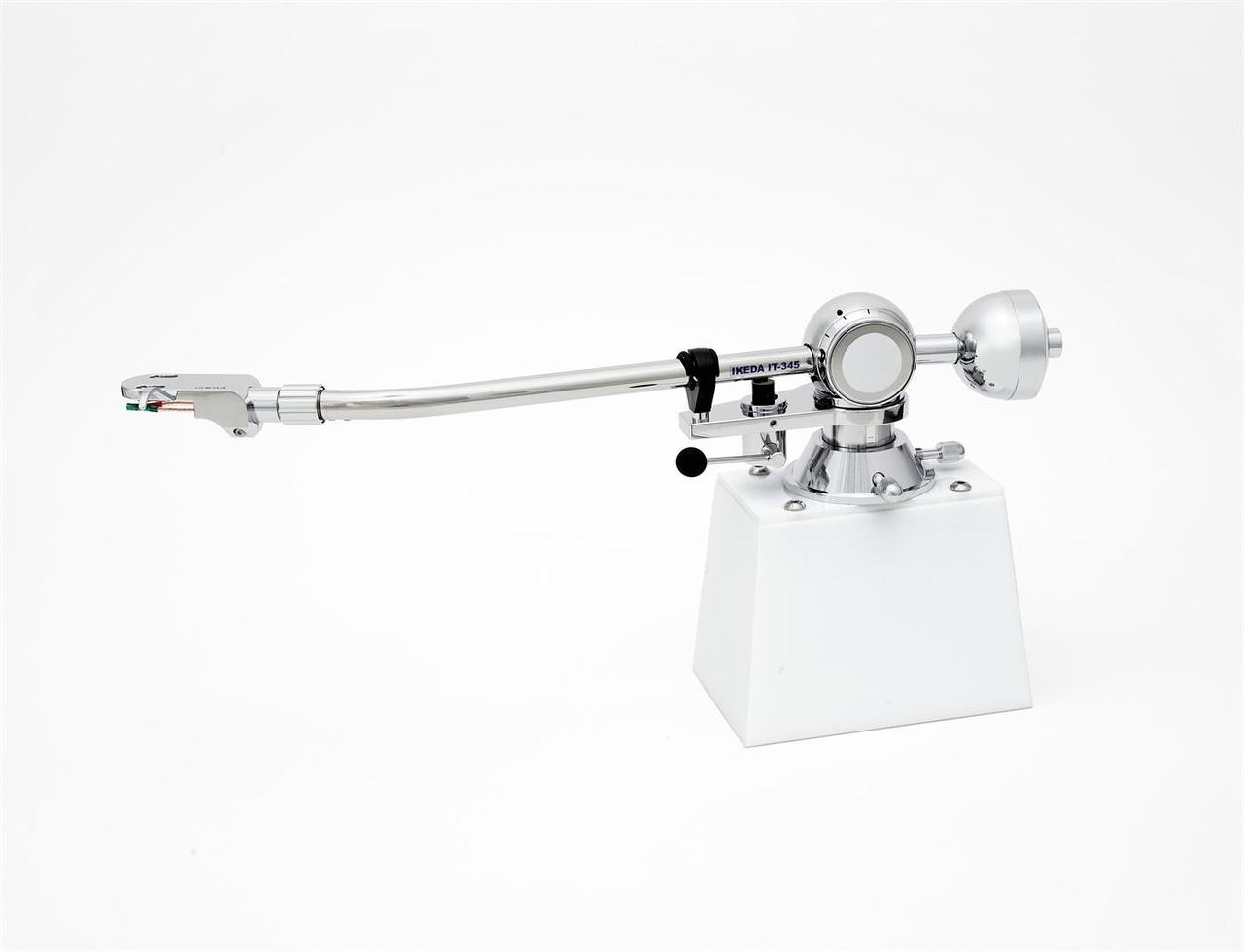 Ikea IT-345CR1 9 Inch Tone Arm. At True Audiophile.