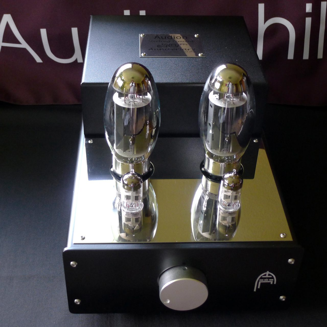 All New Single Ended KT150. Exclusively imported by True Audiophile.