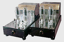 Audion Golden Dream 2 300B Hard Wired Mono Blocks. Now at True Audiophile. Exclusive U.S. Importer for Audion tube equipment.