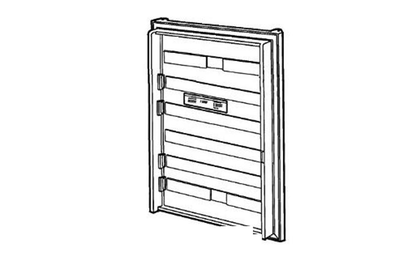 Etonnant Dometic Refrigerator Door Replacement 2932563055