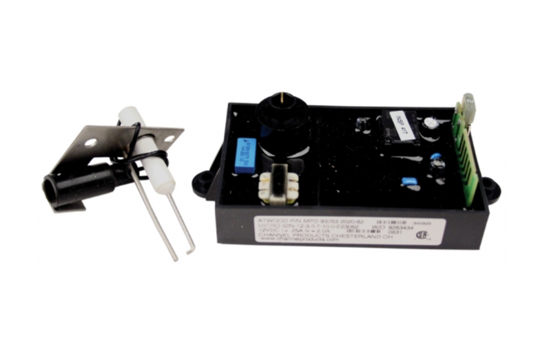 Atwood Ignition Control Kit 91504 w/ Electrode (for older water heaters)