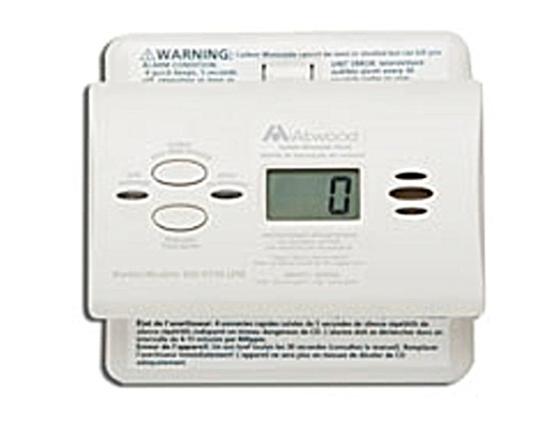 Atwood Digital Carbon Monoxide Gas Alarm 32703 (white)
