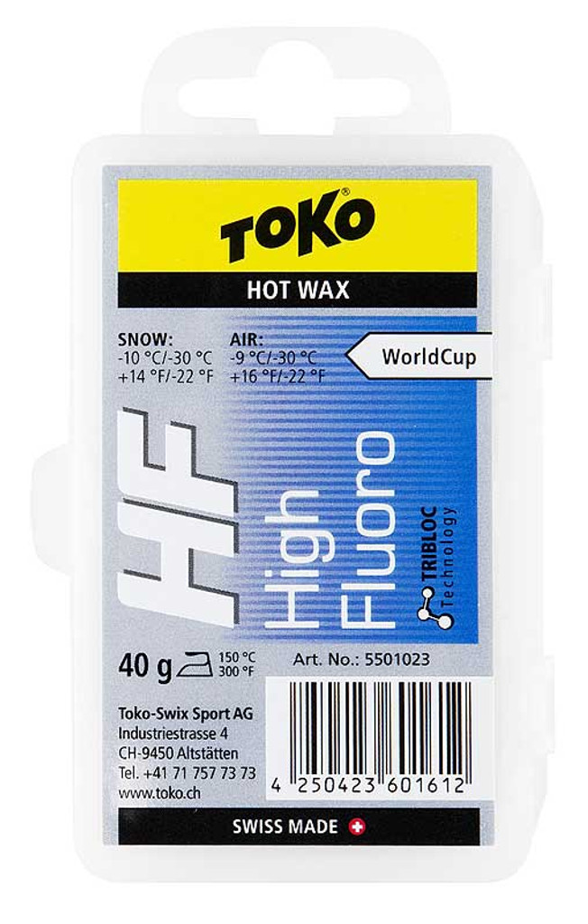 Toko Tribloc HF Hot Wax