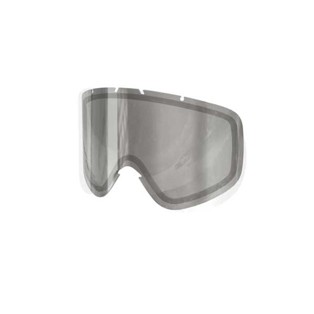 Iris 3P Photochormatic Lens - Brown - Silver Mirror