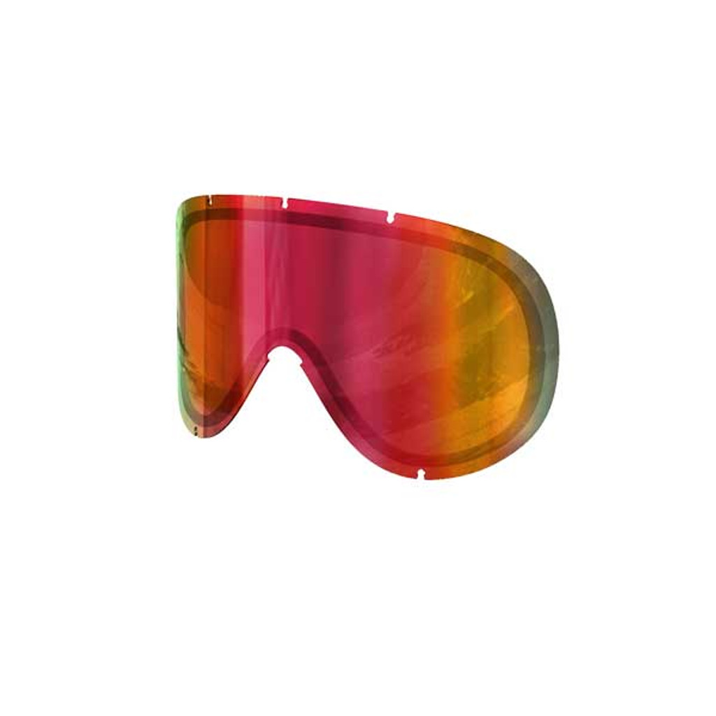 POC Retina Lens Persimmon Red Mirror