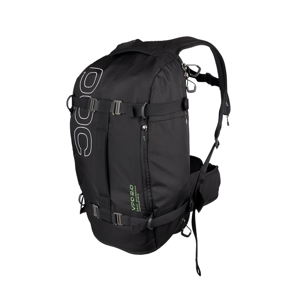 POC VPD 2.0 Spine Snow Tourpack - Black