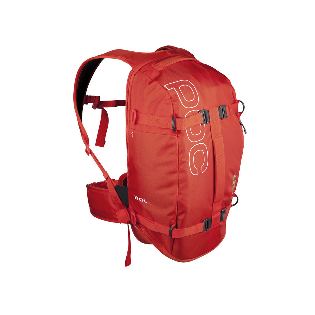POC VPD 2.0 Spine Snow Tourpack - Red