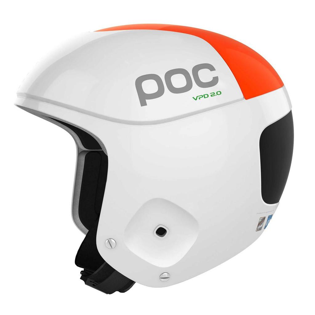 POC Skull Orbic Comp Hydrogen White