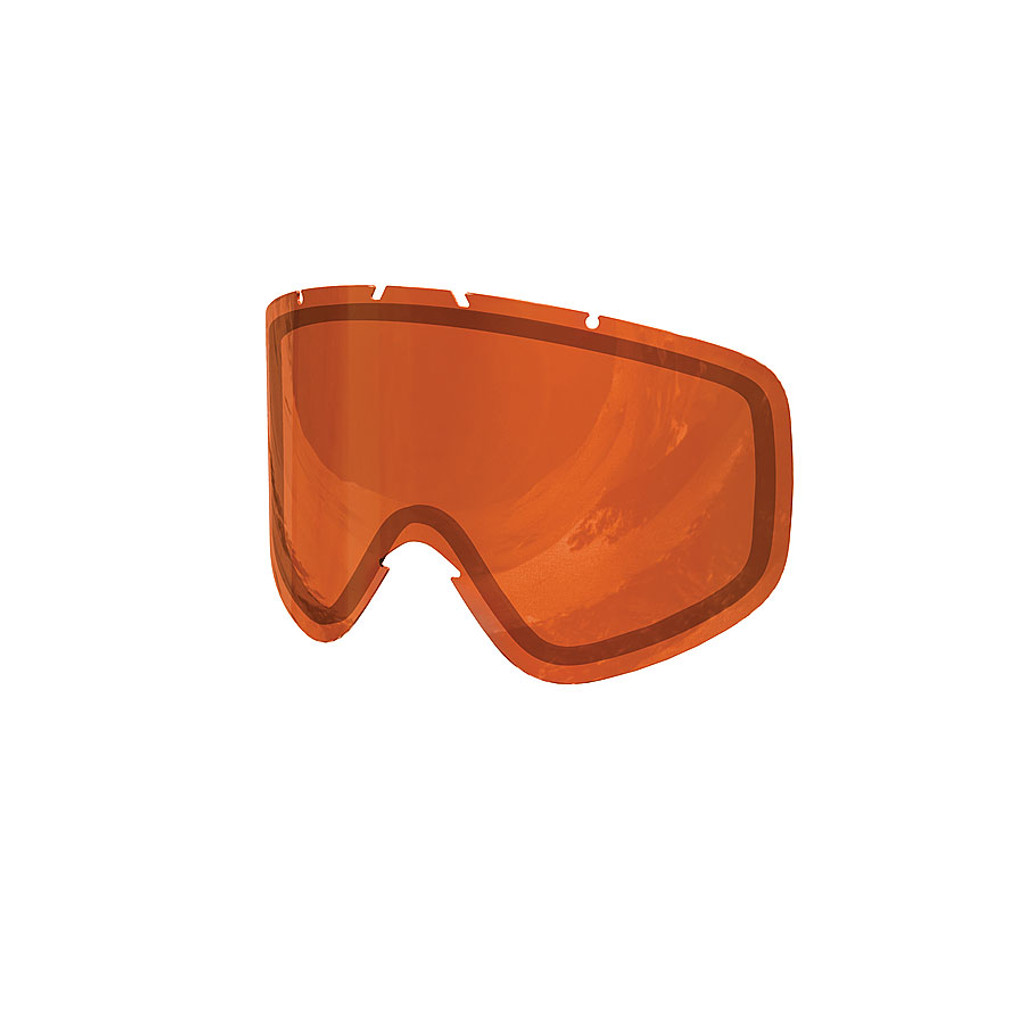 POC Iris Double Spare Lens Sonar Orange