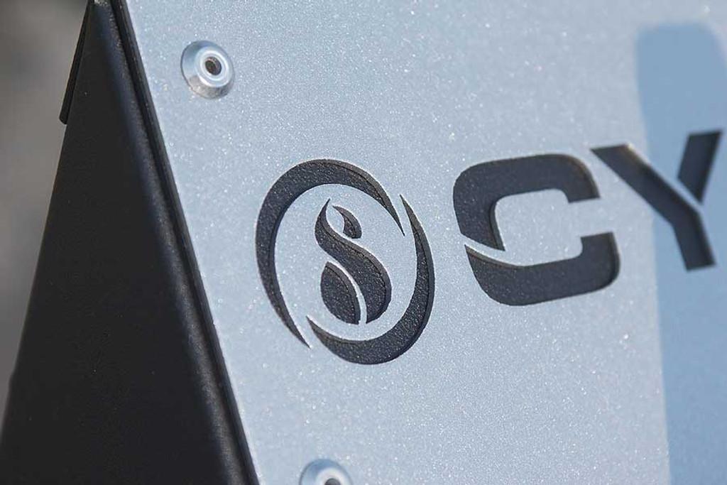 Cyclone 8 Pair Gear Dryer V2 - Logo