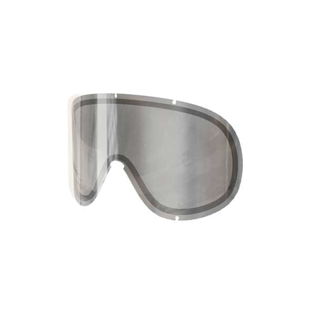 POC Retina Big Double Spare Lens - Bronze/Silver Mirror