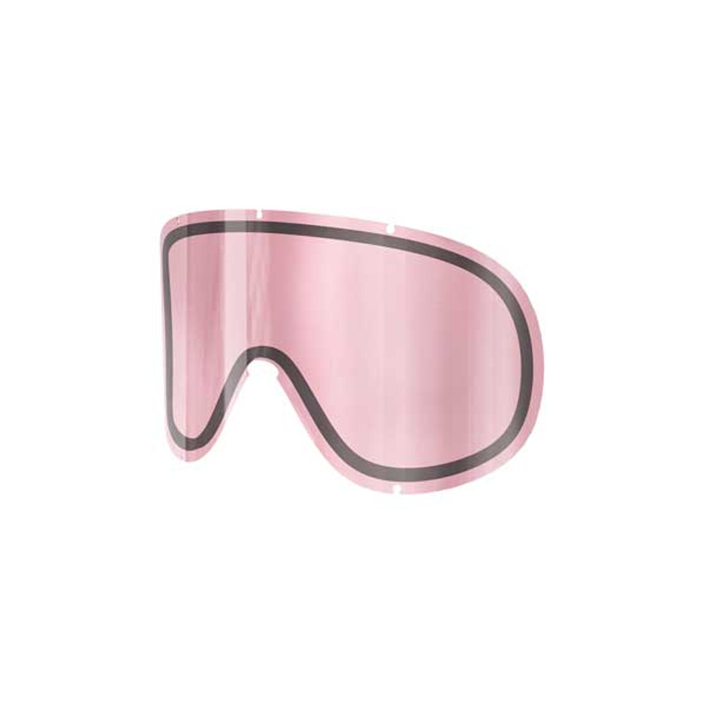 POC Retina Big Double Spare Lens - Pink