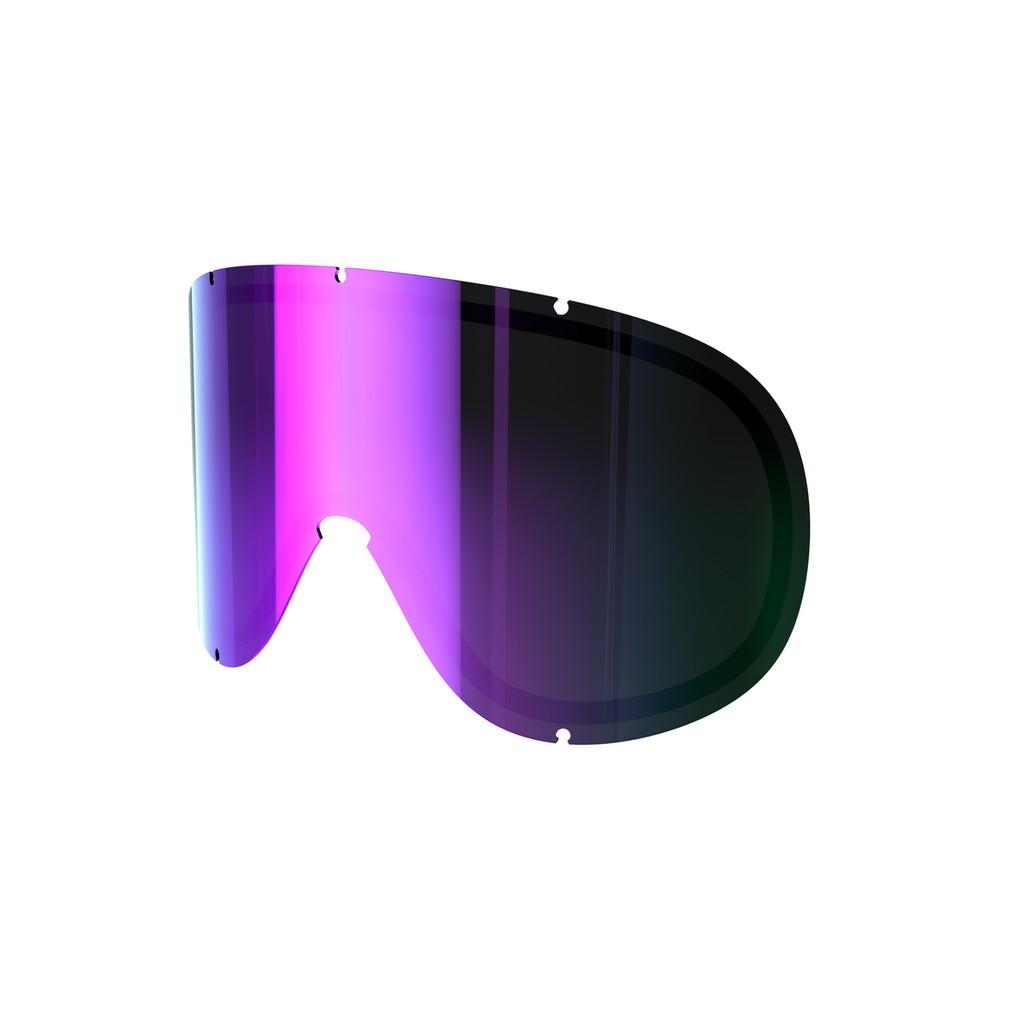 Grey / Purple Mirror
