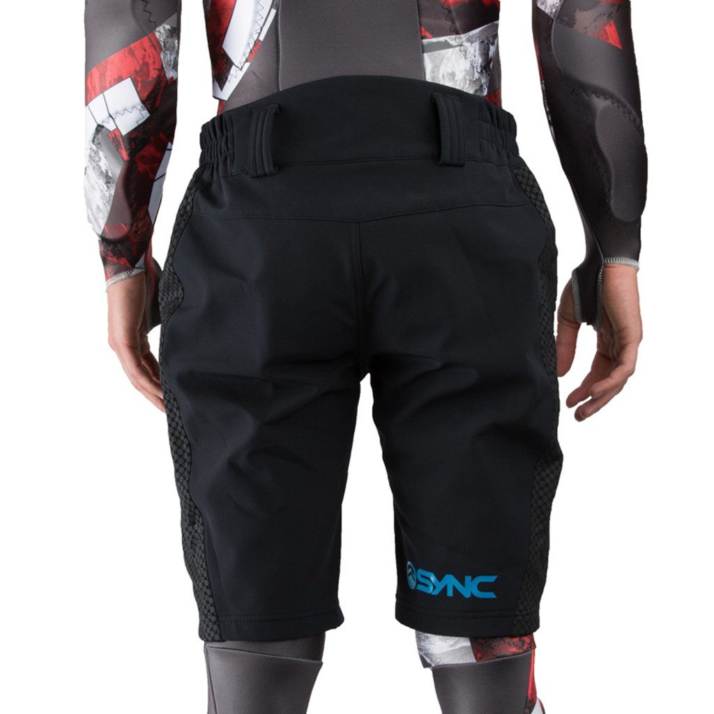 Sync Stretch Race Short