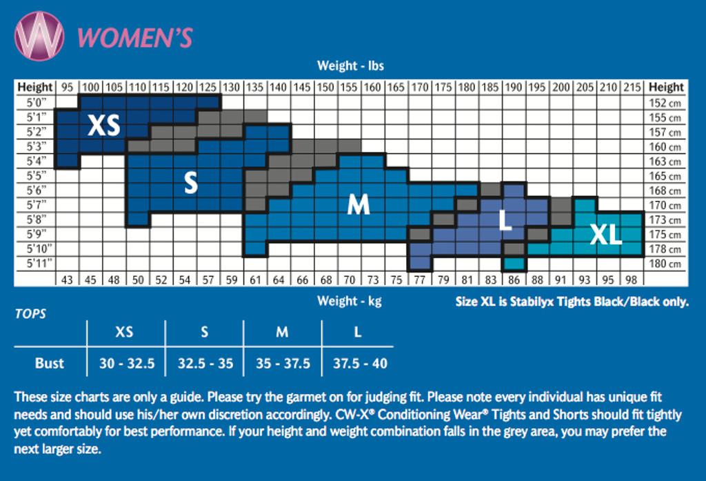CW-X INSULATOR STABILYX ¾ TIGHTS - Women's