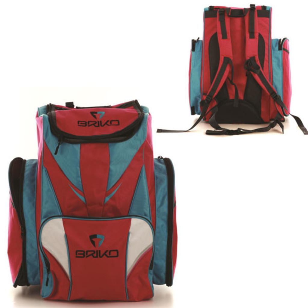 Briko World Cup Race Backpack - Pink
