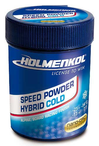 Holmenkol SpeedPowder Hybrid Cold Powdered Overlay