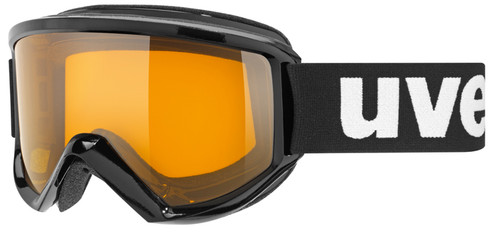 Uvex Fire Race - Black