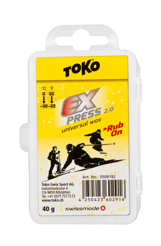 Toko Express Rub on Wax
