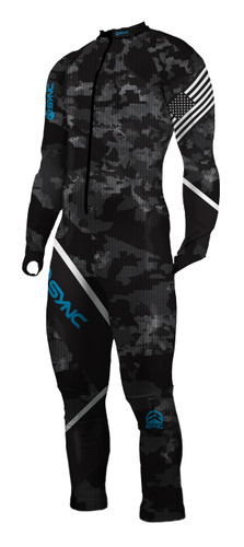Sync National JR GS Race Suit