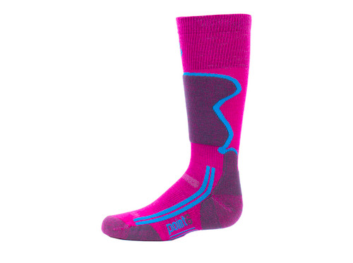 POINT 6 YOUTH LIGHT SKI SOCK