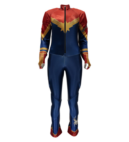 SPYDER GIRL'S PERFORMANCE MARVEL GS RACE SUIT