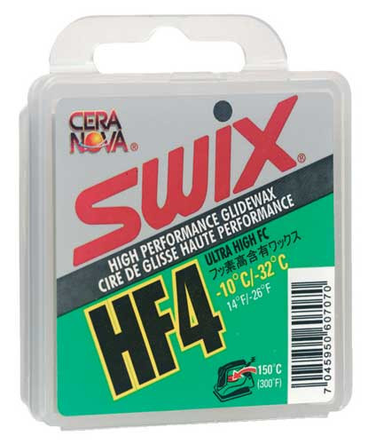 Swix HF High Fluoro Wax