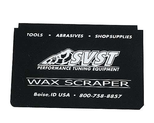 SVST Supreme Wax Scraper