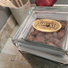 40 for 3 - (40 oz. of Flavored Almonds in a Refillable Glass Jar - Every Month - for Three Months)