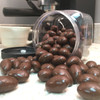 48 for 3 - (48 oz. of Chocolate Coated Almonds in a Refillable Glass Jar - Every Month - for Three Months)