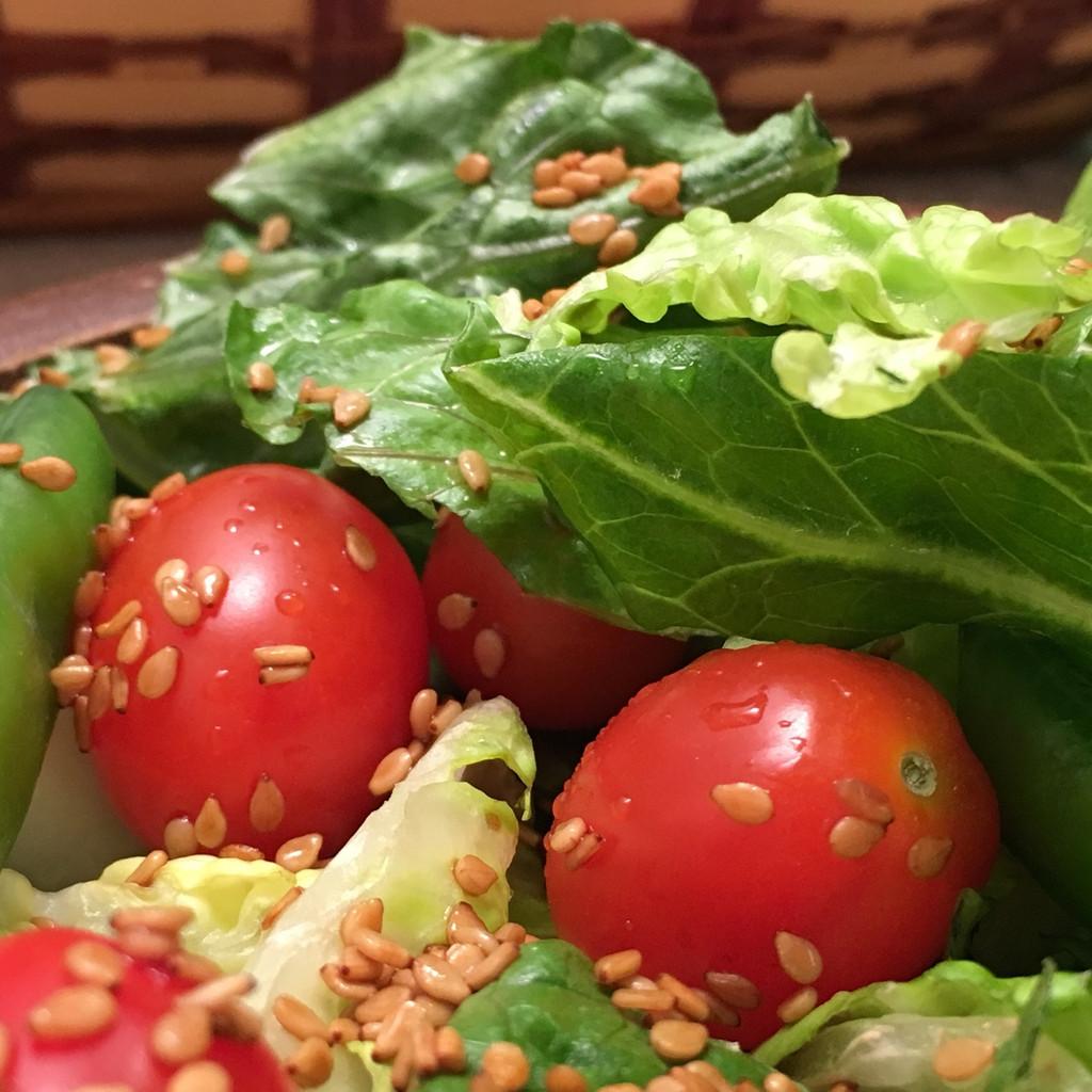 Tamari Sesame Seeds (6 oz bag)