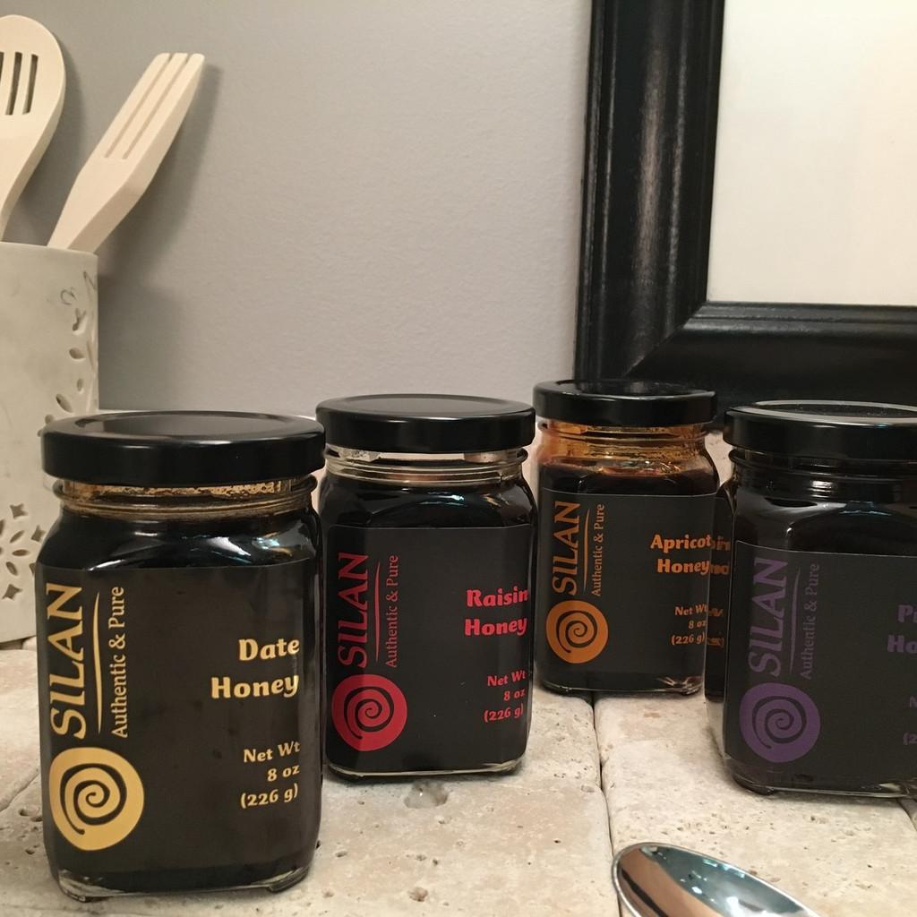 Organic Fruit Honey