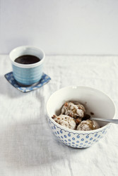 Make the PERFECT ice cream flavor...  Coconut Almond Chocolate Chip - Vegan Style