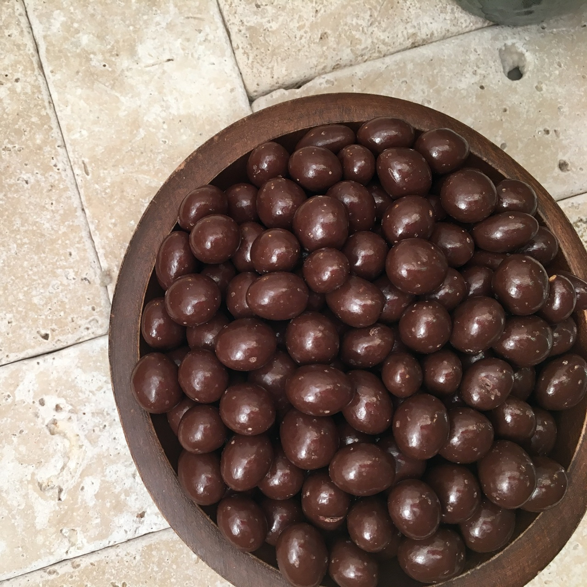 Chocolate Coated Peanuts Dairy Free (Bulk, by the lb.)