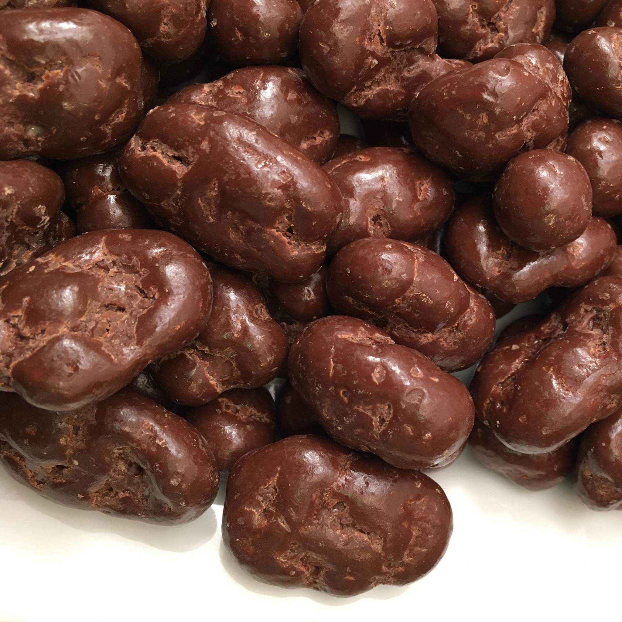 chocolate maple pecans